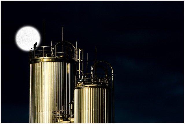 Zbiornik przemysłowy